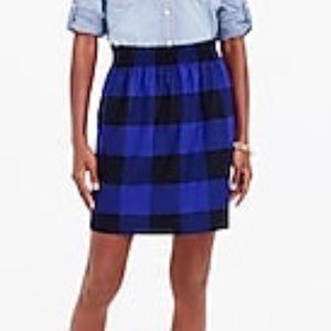 NWT J.Crew Factory Wool Skirt
